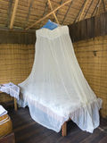 Mosquito net Royalty Free Stock Photo