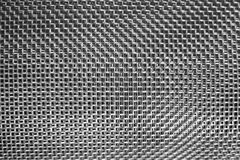 Mosquito wire screen texture Royalty Free Stock Photos