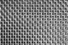 Mosquito wire screen texture Stock Image