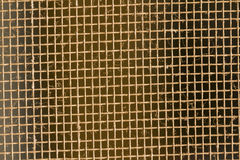 Mosquito wire screen texture Stock Photo