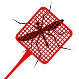 Mosquitos de la matanza Fotos de archivo libres de regalías