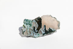 Moss agate royalty free stock photos