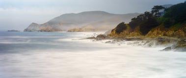 Moss Beach Royalty Free Stock Image