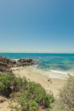 Moss Cove Laguna Beach Royaltyfria Bilder