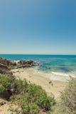 Moss Cove, Laguna Beach. Laguna Beach, California The rocks and tidepools of Laguna Beach Stock Images