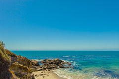 Moss Cove, Laguna Beach Royalty Free Stock Photo