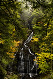 Moss Glen Falls - Autumn / Fall Colors - Waterfall - Vermont Stock Images
