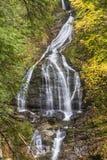 Moss Glen Falls Vignette foto de stock royalty free