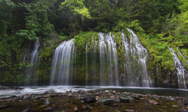 Mossbrae Falls Royalty Free Stock Image