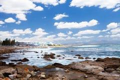 mossel пляжа залива стоковое фото rf