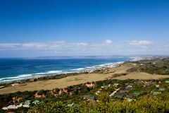Mossel bay. Western cape province, south africa Stock Photography