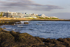 Mossel Bay Point frontage Royalty Free Stock Photo