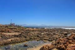 Mosselbaai África do Sul Fotografia de Stock