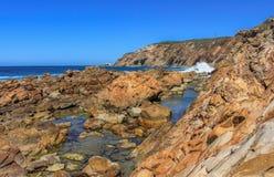 Mosselbaai Południowa Afryka Zdjęcia Stock