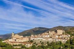 Mosset by, Frankrike Fotografering för Bildbyråer