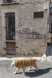 Mosset,Occitanie,France. Royalty Free Stock Photography