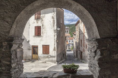 Mosset,Occitanie,France. Royalty Free Stock Images