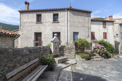 Mosset,Occitanie,France. Royalty Free Stock Photo