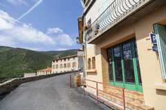 Mosset,Occitanie,France. Stock Photo