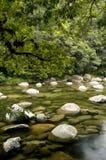 mossman的峡谷 免版税库存图片