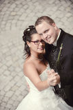 The most beautiful day in life - the wedding Royalty Free Stock Photography