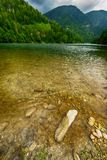 The Most Beautiful Lake in mountain Royalty Free Stock Photos
