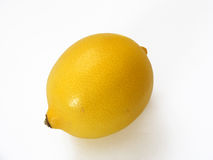 The most beautiful lemon pictures for your logo and web design Stock Photography