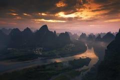 The most beautiful Lijiang morning