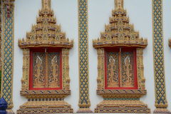 The most beautiful temples in Thailand Stock Photography