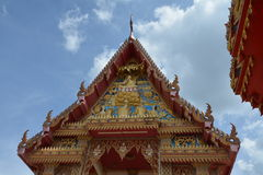 The most beautiful temples in Thailand Stock Photo
