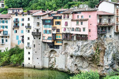 Most beautiful village in provence Royalty Free Stock Image