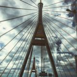 Most Bhumibol Zdjęcie Royalty Free