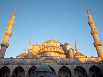 most bosfor promie Istanbul przechodzącego indyk Fotografia Royalty Free