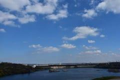 most chmury Obrazy Stock