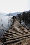 most chwiejne Obrazy Stock