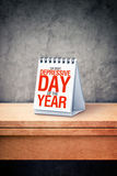 The most depressive day of the year Royalty Free Stock Photography
