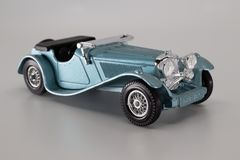 Matchbox Models of Yesteryear Y-1 Jaguar SS100 royalty free stock photo