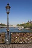 Most dla kochanków Zdjęcie Royalty Free