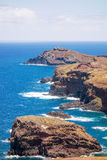 The most easterly point on Madeira Stock Image