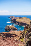 The most easterly point on Madeira Royalty Free Stock Images