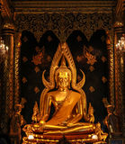 The Most Famous Buddha Image Royalty Free Stock Photo