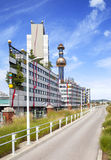 The most famous District heating in Vienna, Austria Stock Photography