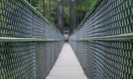 Most głęboko wśród Singapur fotografia royalty free