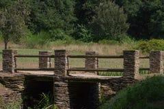 Most góra zdjęcie stock