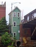 Most Góruje Zdjęcie Stock