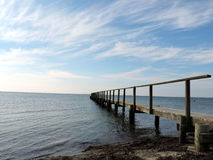Most horizone obrazy royalty free