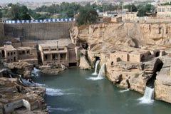 Most i ruiny obrazy stock
