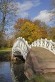 most jesieni Zdjęcie Royalty Free