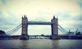 most London stara łódź Obraz Stock
