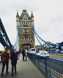 most London stara łódź Zdjęcia Stock